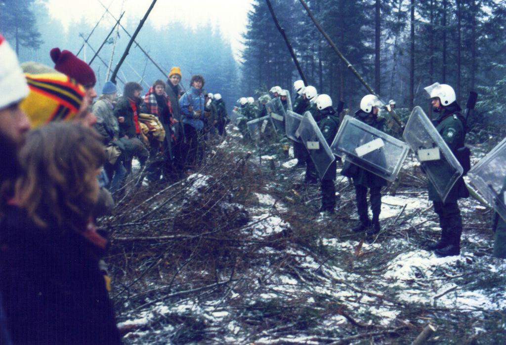 Wackerland Frühmorgens, 1986
