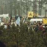 Wackerland-Demo, 1984