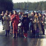 Wackerland-Demo, Jan.1986